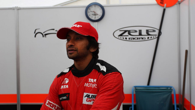 Narain Karthikeyan si separa dalla Zele Racing