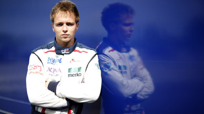 Hungaroring, Day 1: Kevin Korjus al top