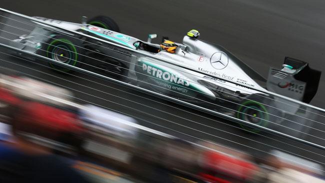 Il giudizio sulla Mercedes arriva entro Silverstone?