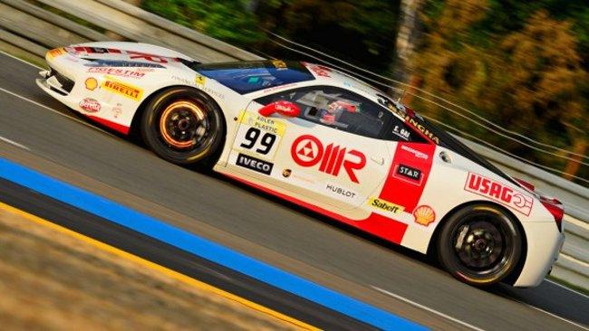 Gai senza rivali nelle qualifiche di Le Mans