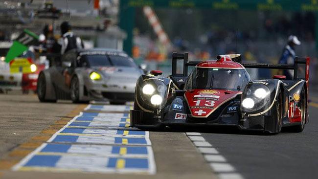 Le Mans: Belicchi sbatte, quinto posto a rischio