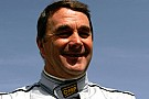 Nigel Mansell commissario FIA a Silverstone