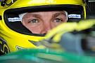 Silverstone, Libere 2: Rosberg svetta sulle Red Bull