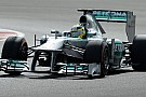 Silverstone, Libere 3: bene le Mercedes, male la Ferrari