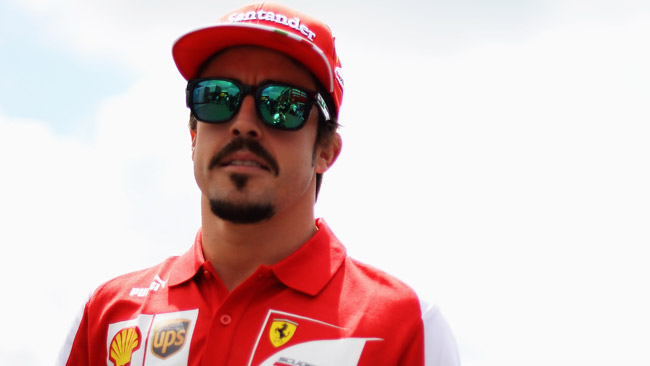Alonso non vuole andare ai test di Silverstone!