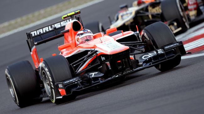 La Marussia annuncia l'accordo per i motori Ferrari