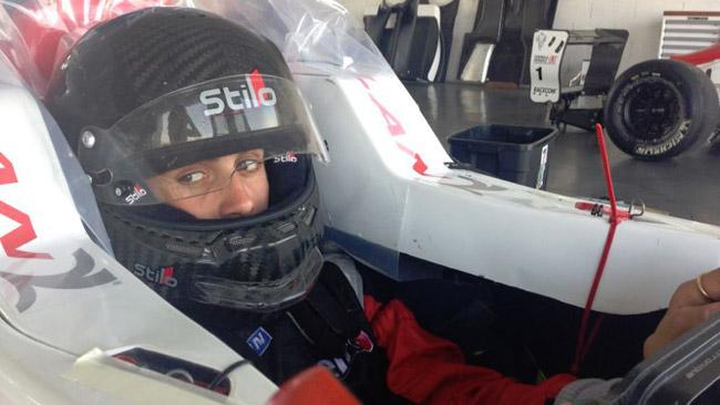 Alberto Di Folco debutta a Spa nella F.Renault NEC