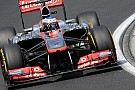 La McLaren senza sospensione pull rod nel 2014?