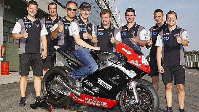 Martin Bauer debutta in MotoGp a 37 anni!