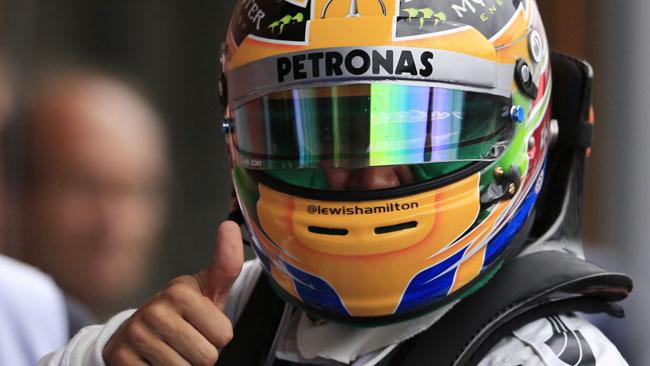Monza, Libere 1: Hamilton davanti ad Alonso
