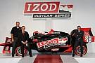 L'Indycar perderà lo sponsor IZOD a fine stagione