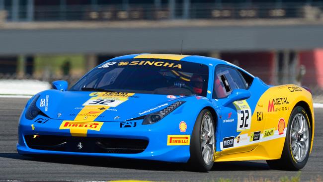 Imola, Gara 1: Chukanov nel Pirelli a eliminazione