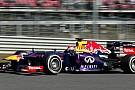 Corea, Libere 3: Vettel e Red Bull al comando