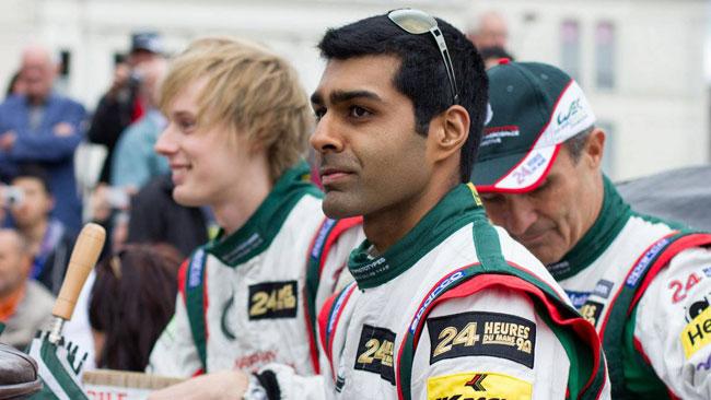 Chandhok valuta un programma in Indycar nel 2014