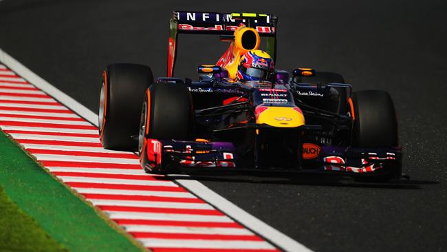Suzuka. Libere 3: spicca Webber, Vettel è ko col KERS