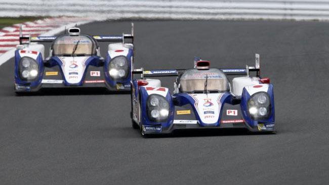 Nakajima rimette la Toyota davanti nelle Libere 3
