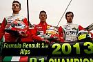 Al Museo Ferrari la premazione dei campioni 2013