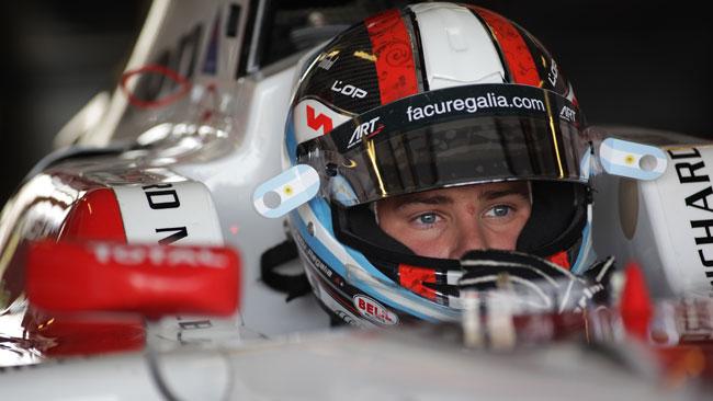 Facu Regalia ha provato il simulatore della McLaren