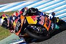 Jack Miller subito veloce sulla KTM nei test di Jerez