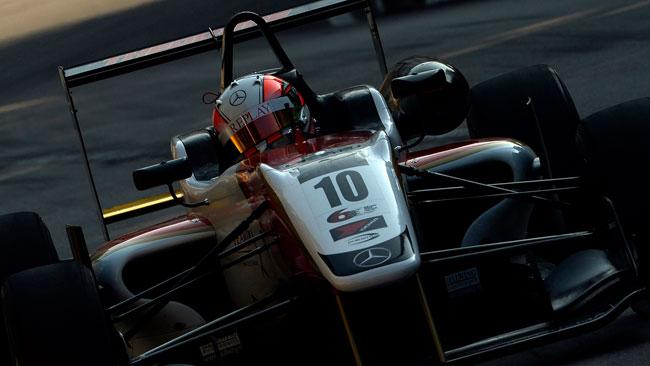 Alex Lynn trionfa nella Qualifying Race di Macao