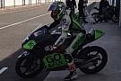 Prima uscita positiva per Niccolò Antonelli sulla KTM