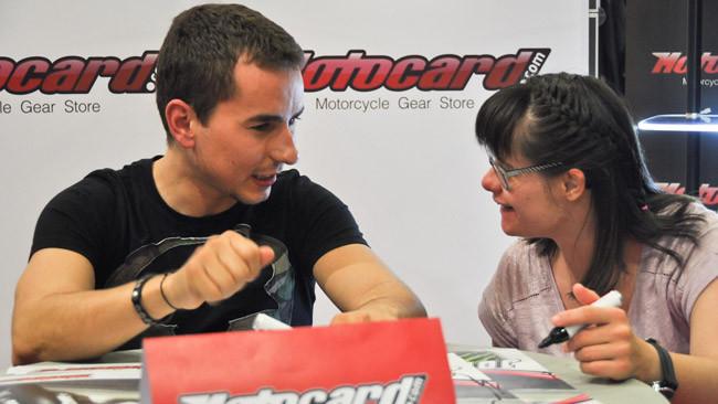 Anche Jorge Lorenzo cambia due meccanici nel 2014