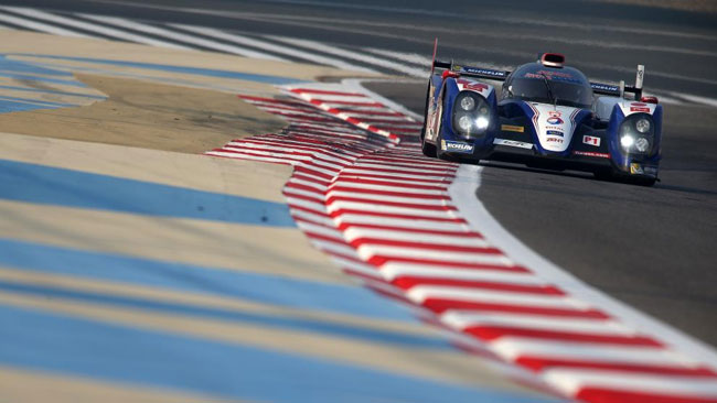 Alex Wurz e la Toyota volano nelle libere in Bahrein
