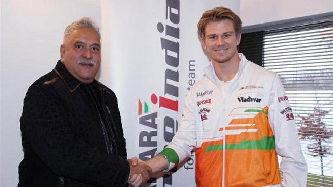 Ufficiale: Nico Hulkenberg torna alla Force India