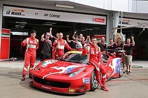 Asian Le Mans Ultime notizie Dominio Ferrari anche a Sepang nella classe GTC