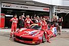 Dominio Ferrari anche a Sepang nella classe GTC