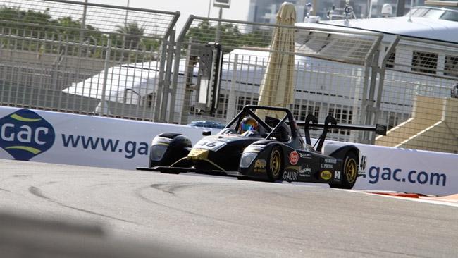 Best Lap alla Gulf 12 Hours con una Wolf GB08