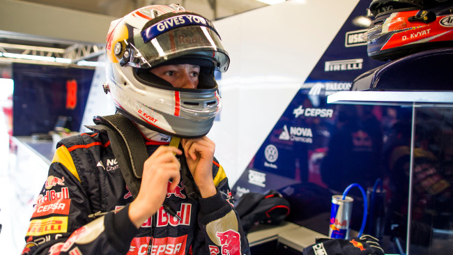 La Toro Rosso con i titolari in Bahrein