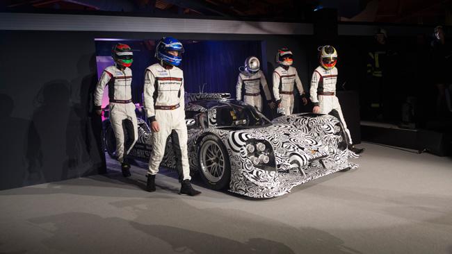 La Porsche per Le Mans si chiama 919 Hybrid