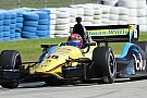 Test a Sebring con Dale Coyne per Jack Hawksworth