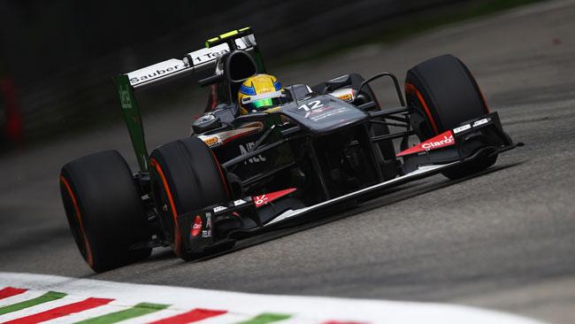 Ufficiale: la Sauber conferma Esteban Gutierrez