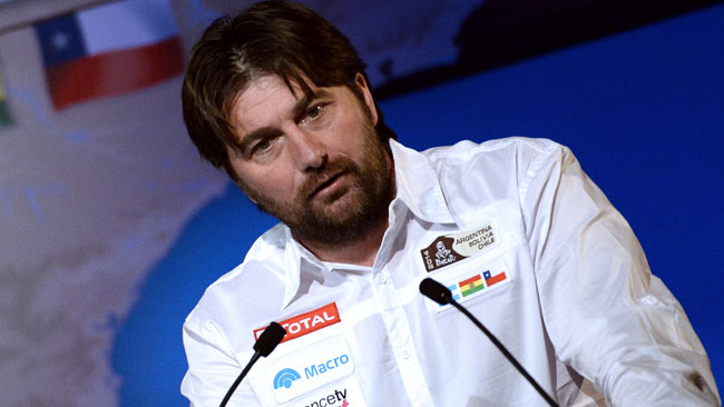 Dakar: Castera conferma l'arrivo di Peugeot nel 2015