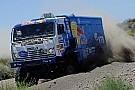 Dakar, Camion, Tappa 3: spunta Karginov