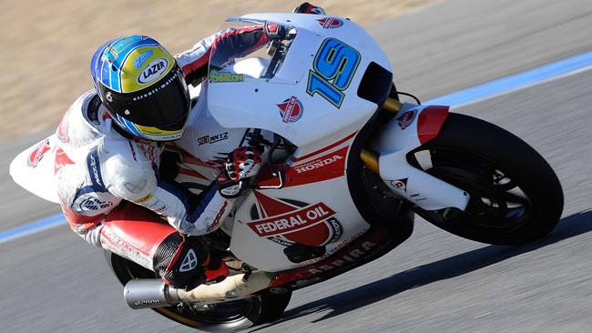 Spark e Federal Oil ancora con Gresini in Moto2