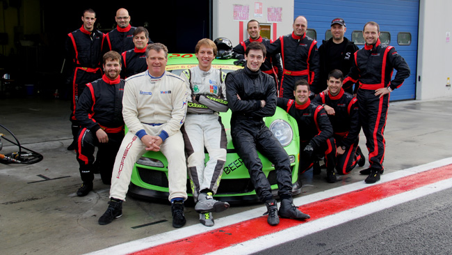 Sportec Motorsport con i russi Melnikov e Salikhov