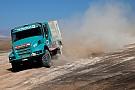 Dakar, Tappa 12, Camion: De Rooy cerca di reagire