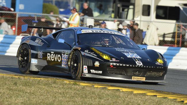 Retromarcia dell'IMSA: la GTD torna alla Ferrari
