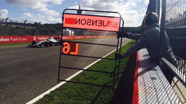 Test Jerez, Day 2: arriva il sole e i tempi si abbassano