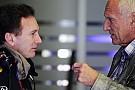 Red Bull: Newey se n'è andato via con Mateschitz