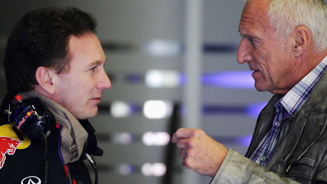 Red Bull: Newey se n'è andato via con Mateschitz