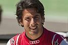 L'Audi inserisce di Grassi nell'equipaggio campione