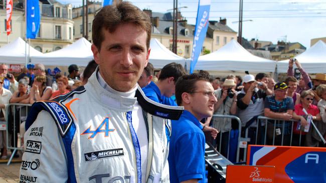 Tristan Gommendy si lega alla TDS Racing