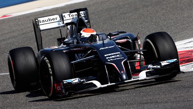 Bahrein, Day 4: la Sauber sta cambiando la scocca!