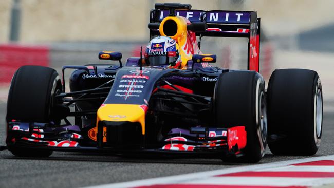 Bahrein, Day 2 (Ore 16,30): Ricciardo ora va forte!