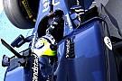 La Williams vola con gli sfoghi sulla pancia