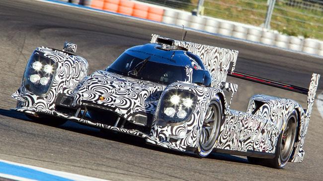 Porsche ufficializza gli equipaggi delle 919 Hybrid